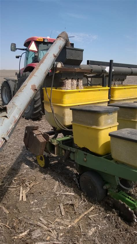 Corn Planter Fertilizer Attachments by Viewing A Thread Best Way To Load Fertilizer In The