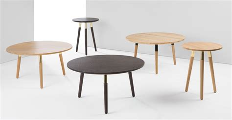 The Range Coffee Tables Range Coffee Table Solid Oak And Brass Made