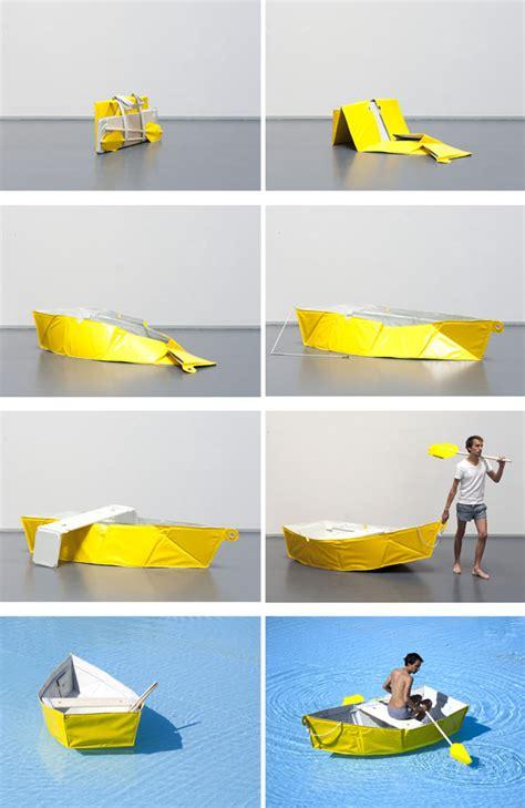 ar vag foldable boat kit by thibault penven mdolla - Foldable Boat Kit