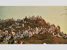 Nearly two million hajjis gather at Mount Arafat Five Pillars Of Islam Hajj