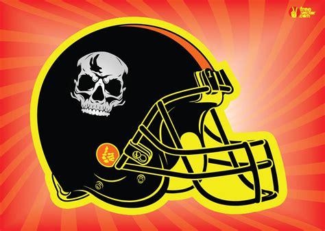 design football helmet logo football helmet design clipart best