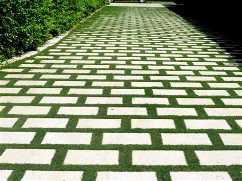 grass driveways with permeable pavers driveways columbia and grasses