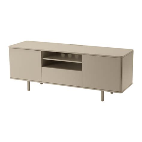 stockholm tv bench beige mostorp tv bench high gloss beige ikea