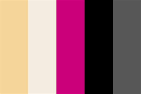 pink black what color gl gold tan pink black color palette
