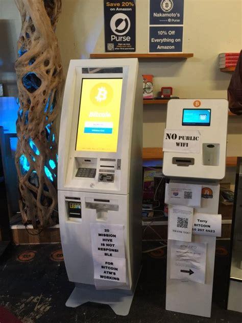 bitcoin machine bitcoin atm in san francisco 20 mission nakamoto s store