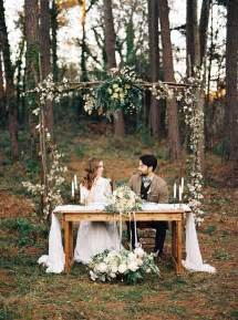 5 Wedding Themes by Forest Themed Wedding Reception D 233 Cor Ideas