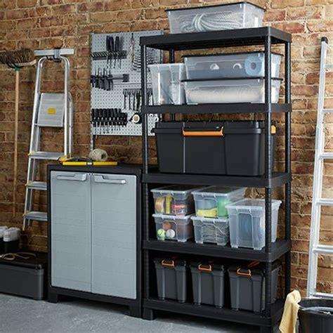 Kingfisher Garage Shelving Garage Tradepoint
