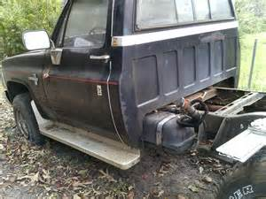 85 Chevrolet Truck For Sale For Sale 85 4x4 Chevy Truck Chevrolet Forum Chevy