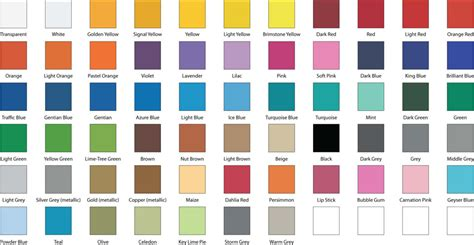 color selection sign solutions get a quote