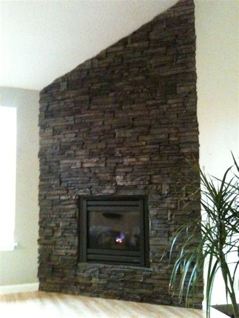 stone design fresh stack stone fireplace outdoor dry 2161