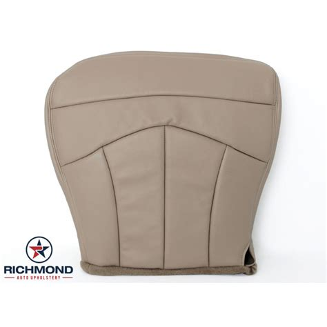bottom seat covers f150 2000 2003 ford f 150 lariat leather seat cover driver