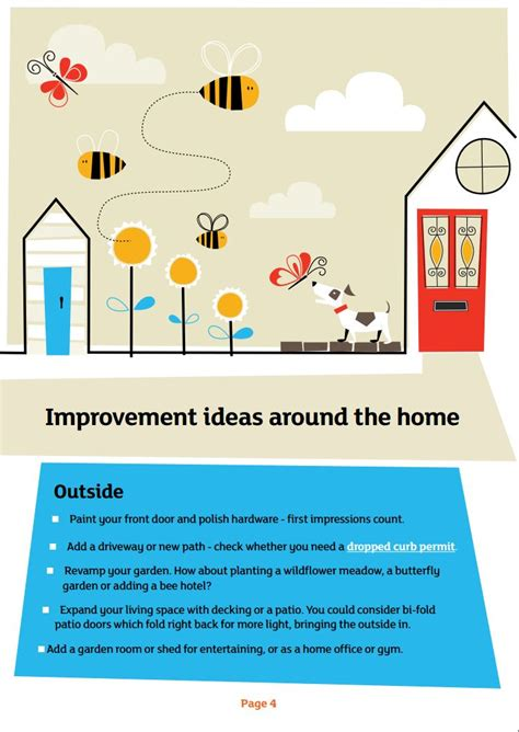 a guide to home improvements qmee