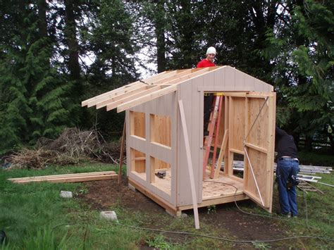 the shed guys made to order chicken coop backyard