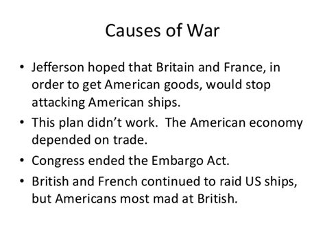 Causes Of War Of 1812 Essay by Essay On The Causes And Results Of The War Of 1812 Illustrationessays Web Fc2