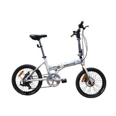 United Sepeda Keranjang 24 jual united roar sepeda lipat putih 20 inch