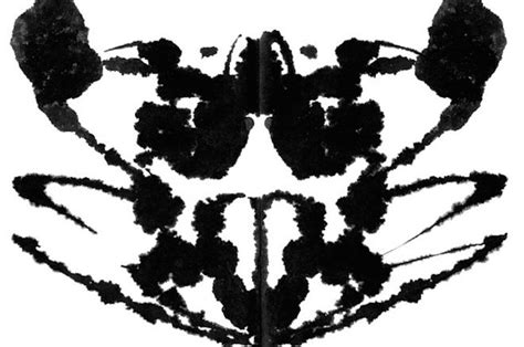 roshak test can we guess your actual age with just an inkblot test