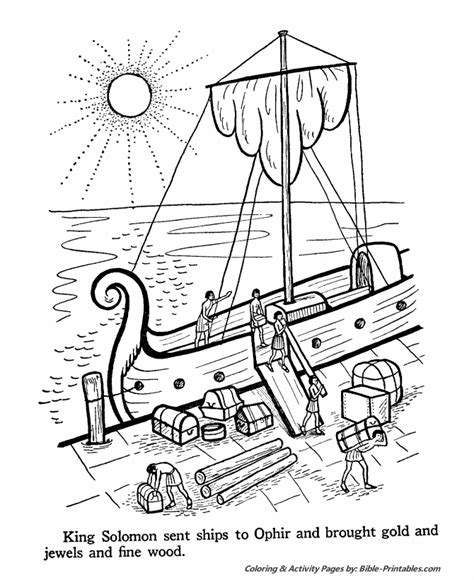 About King Solomon Coloring Sheets Coloring Pages King Solomon Coloring Pages