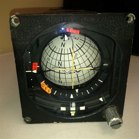 Desk Types flight instruments what types of attitude indicators are