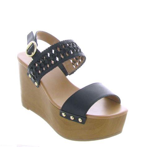hilfiger rubena 2 wedge platform sandals wedges
