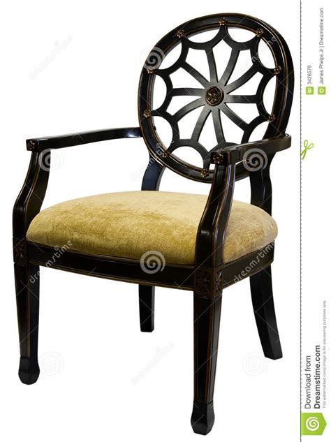 traditional style accent chairs traditional style accent chair royalty free stock images