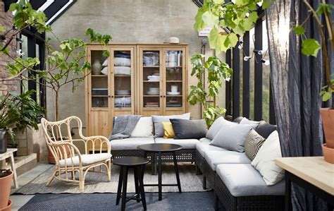 outdoor wohnzimmer design make a changeable personal outdoor space