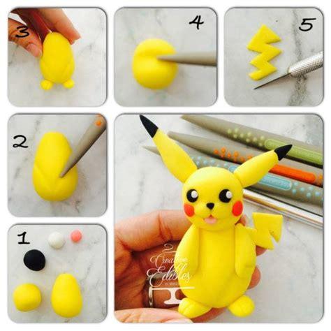 construct 2 pokemon tutorial fondant pokemon topper tutorial cakesdecor