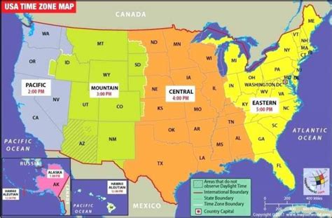 united states timezone map with cities world map interactive time zones image collections word