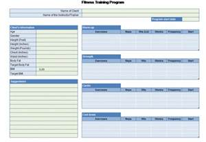 personal health record template five health and fitness templates you need to check out