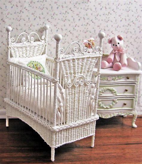 56 Best Images About A W E E B I T B A B Y 1 On Wicker Crib Bedding
