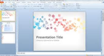 powerpoint free design templates free abstract squares powerpoint template