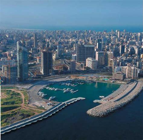 Lebanon Beirut Beirut Marina Seafront 8 Bnl