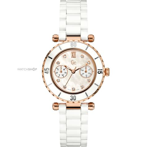 Gc Guess Collection For Chain gc diver chic ceramic x46104l1s