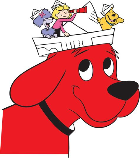 Clifford The Big clifford the clipart clipart suggest