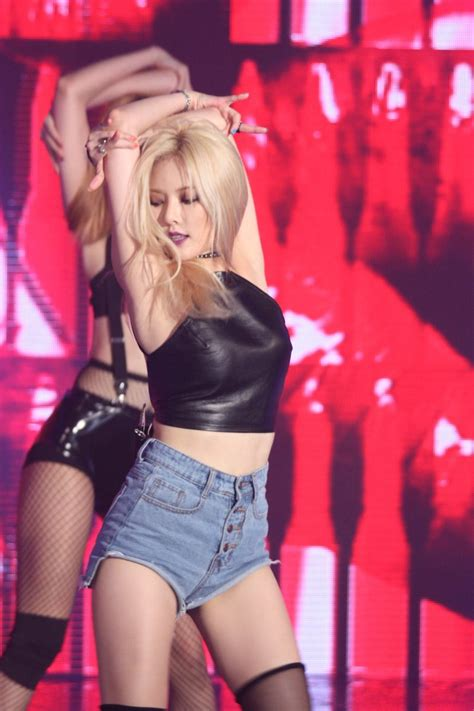 hyuna is as sexy as ever in recent photo shoot soompi kpop absolutely sexy hyuna kpop news and lyrics