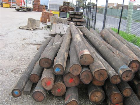 Ironbark Sleepers Melbourne by Bush Poles Timber Poles Outlast Timber Melbourne