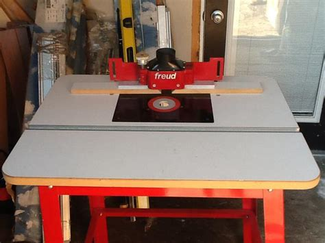 freud router table oak bay