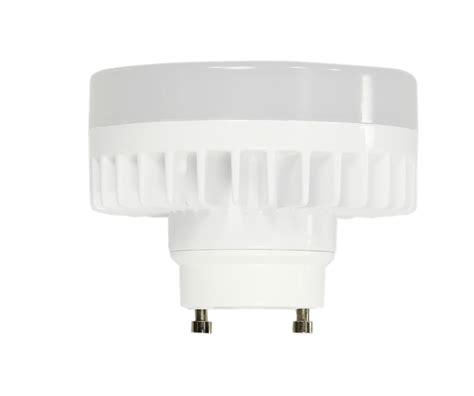 maxlite led shop light maxlite 10puaguled27 10w led puck l gu24 non dimmable