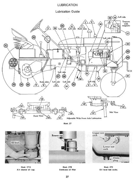 Farmall Super C owners manual 1