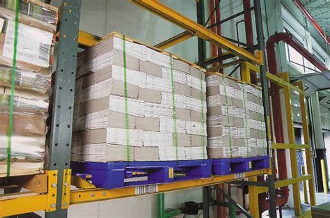 safely loading your pallet racking system applied nw