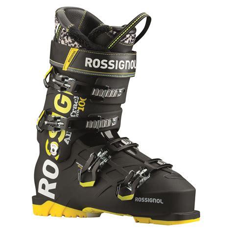 ski boots rossignol alltrack pro 100 ski boots 2015 evo