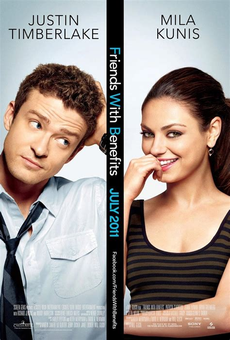 Friends With Benefits by Friends With Benefits Poster Filmofilia