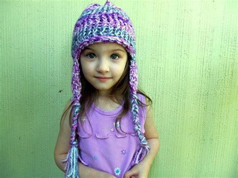 loom knit earflap hat loom knit earflap hat pattern