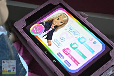 the my friend cayla app my friend cayla interactive doll review boo roo and