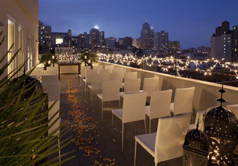 wedding reception san francisco bay area san francisco rooftop weddings receptions in union square