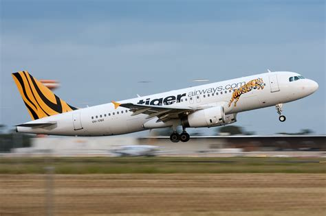 Filetiger Airways Airbus A At Mel Nazarinia Jpg