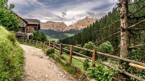 villa park landscape la villa trentino alto adige italy landscape photogra