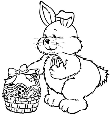 Easter Coloring Pages Coloringpagesabc Com Easter Coloring Page