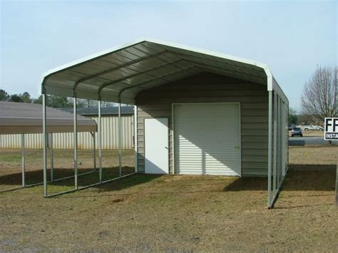 All Steel Carports Prices by All Steel Carports Oklahoma Keens Portable Buildings