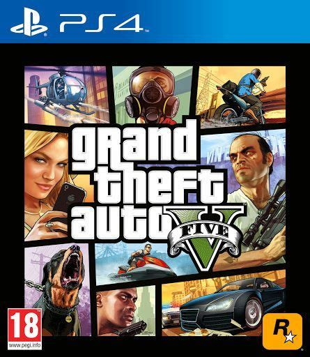 Kaset Ps4 Gta V gta 5 grand theft auto v for playstation 4 ps4 price review and buy in dubai abu dhabi