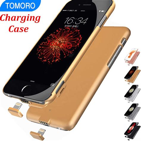 Lumee Rosegold Silver Iphone 66 gold luxury silver gray charge for iphone 6s iphone 6 plus charger smart battery